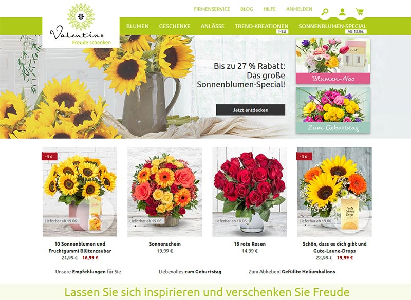 Webdesign Frankfurt Reference Top Website