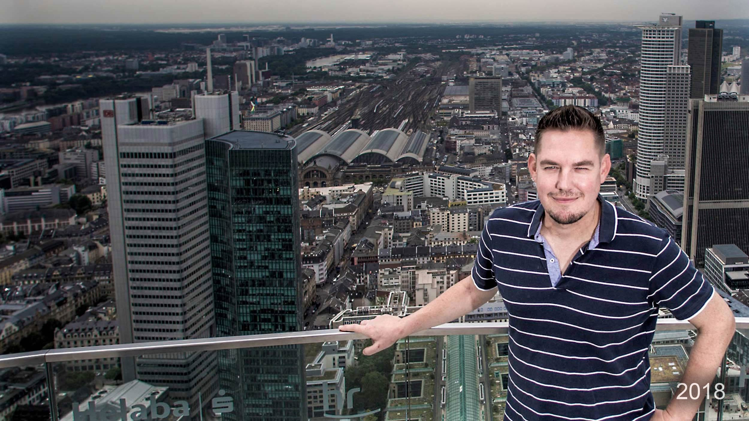 Michael Wutzke ist ein Web Solutions Architekt, Programmierer und IT-Projektmanager in Frankfurt am Main