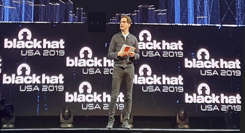 Jeff Moss auf der Black Hat USA 2019 - Sicherheitskonferenz über IT Security