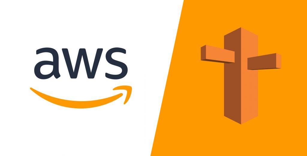 Amazon Web Services - AWS - Route 53 Logo