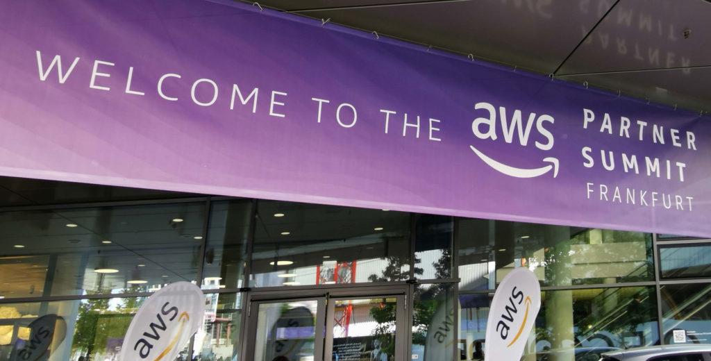 AWS Partner Summit Frankfurt 2019 - Amazon Web Services