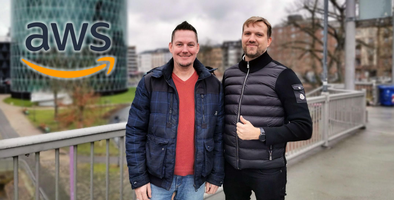 AWS für die Versicherungsbranche - Amazon Web Services für Versicherungen und Versicherungsmakler - Interview mit Volker Deppe