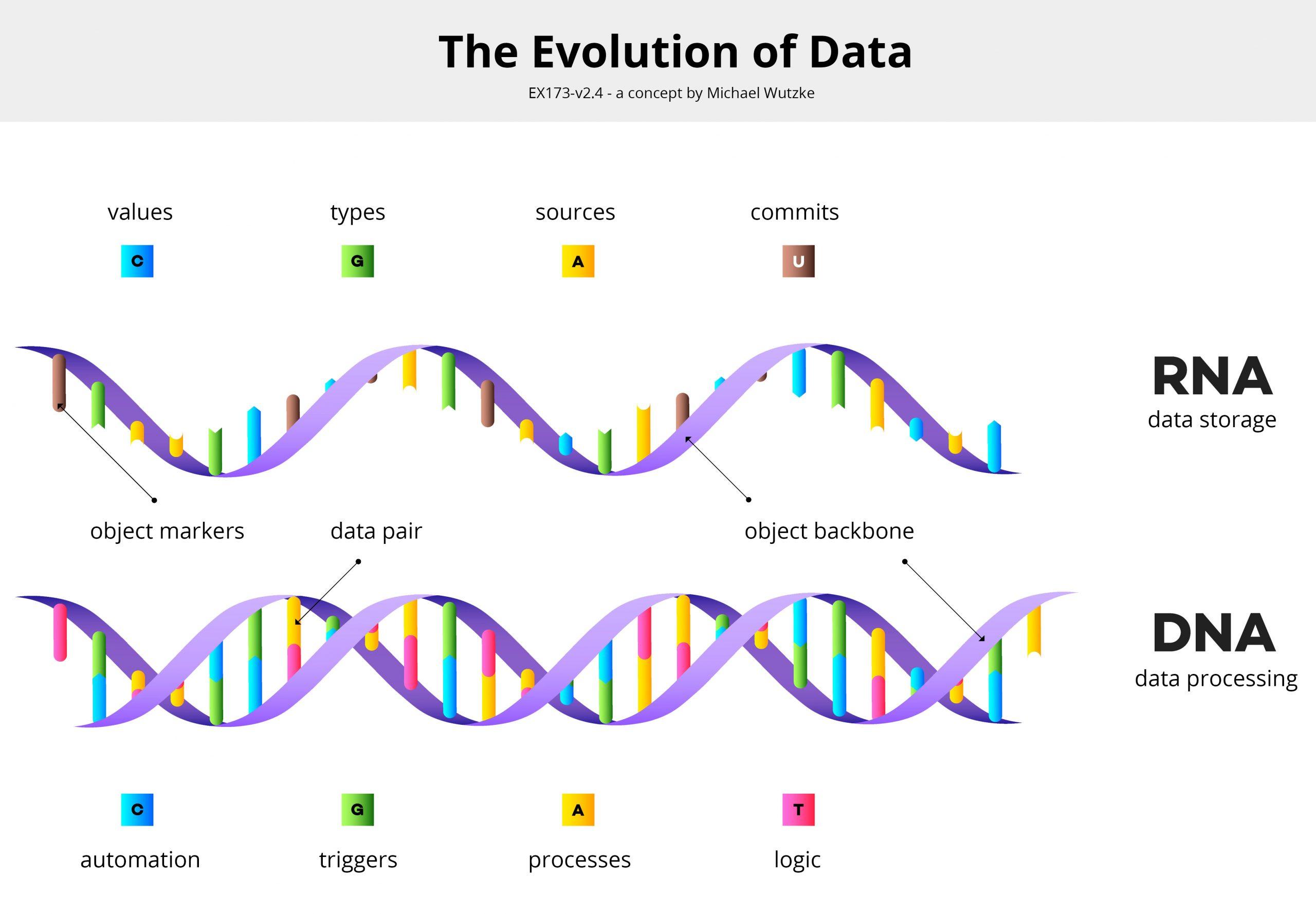 Die Evolution von Daten