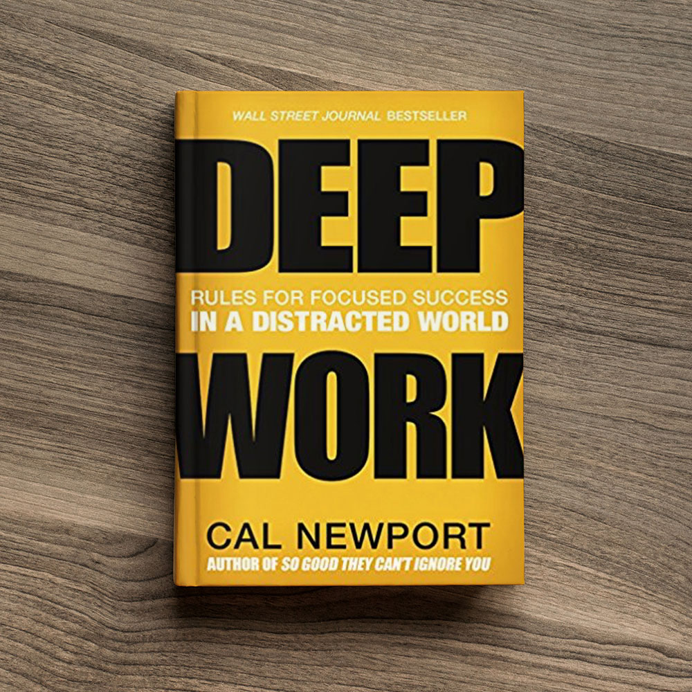 Deep Work Buch